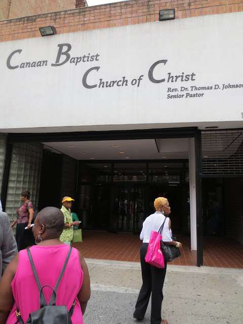 Jobs in Canaan Baptist Church - reviews